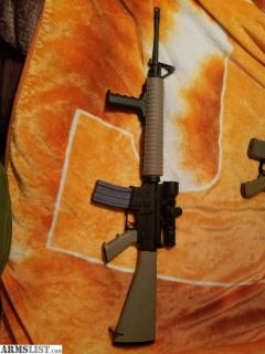 For Sale: AR-15 with 3-9x42 scope