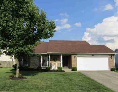 104 S Town Branch Drive Nicholasville Three BR, Cool Place!