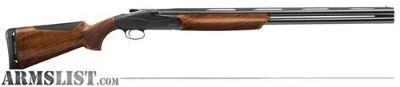 "For Sale: Benelli 828U 12-gauge 28"" Blue Receiver Shotgun 10702"