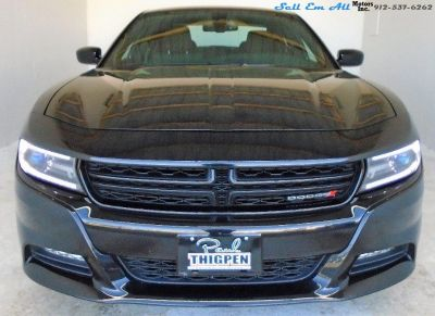 2016 Dodge Charger R/T (Black)