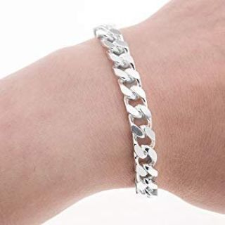 FATHER S DAY SALE***BRAND NEW*** 8 Curb Link Bracelet ****