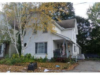 3 Bed 1.5 Bath Foreclosure Property in Gloversville, NY 12078 - Thompson Ave