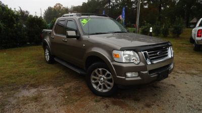2007 Ford Explorer Sport Trac Limited (Grey)