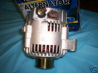 Sell NEW 200 HIGH AMP 95 94 93 Lexus GS300 3.0 95 / SC300 3.0 ALTERNATOR Generator motorcycle in Porter Ranch, California, US, for US $168.11