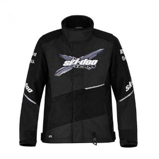 Buy SKIDOO SKI DOO Can Am Men's X-Team Winter Jacket 4407050690 Medium Black motorcycle in Anoka, Minnesota, United States, for US $225.99