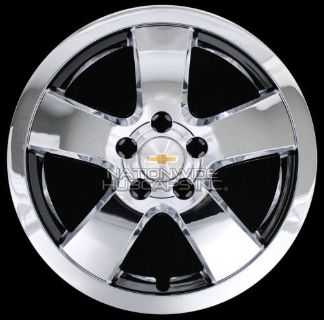"Buy 4 New 2011-14 CRUZE 16"" Chrome Wheel Skins Hub Caps Full Covers fit Aluminum Rim motorcycle in Syracuse, Utah, United States, for US $64.00"