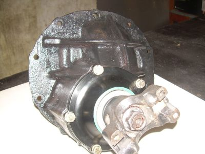 """9"""" Ford 4.57 ratio center section"""