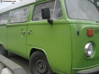 1978 Westfalia Automatic
