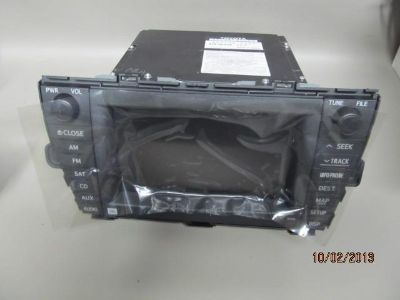 Find 2009 TOYOTA PRIUS NAVIGATION DISPLAY UNIT RADIO GPS JBL 86120-47390 E 7022 motorcycle in Canoga Park, California, US, for US $753.10