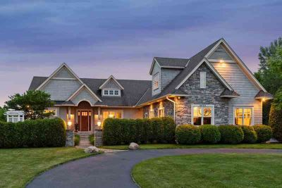 8604 Whisper Creek Trail Rockford Four BR, Featured in Luxury