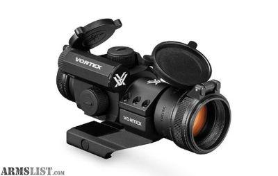 For Sale: Vortex Strikefire II