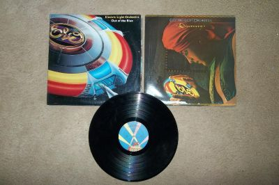 Electric Lights Orchestra Records
