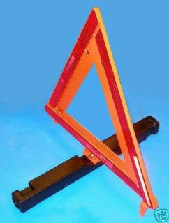 Buy James King 1005 3 Triangle Emergency Road Reflector Kit motorcycle in Denver, Colorado, US, for US $21.99