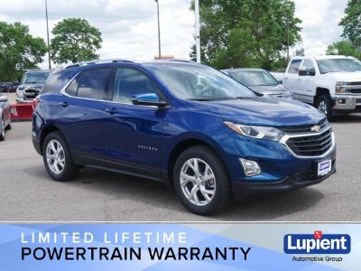 2019 Chevrolet Equinox (pacific blue metallic)