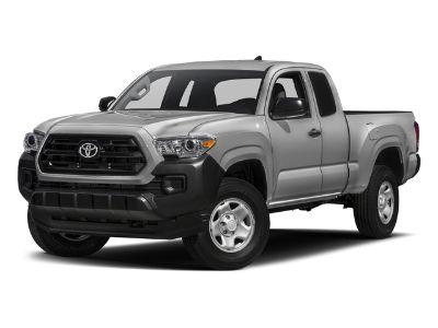 2018 Toyota Tacoma SR 6` Bed I4 4x4 (Silver Sky Metallic)