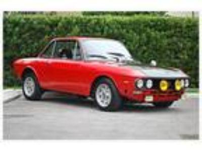 1973 Lancia Fulvia Montecarlo