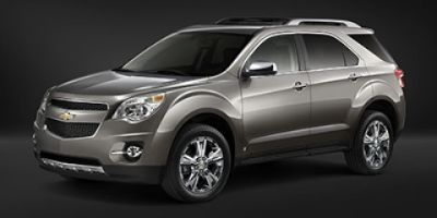 2015 Chevrolet Equinox LT (Black)