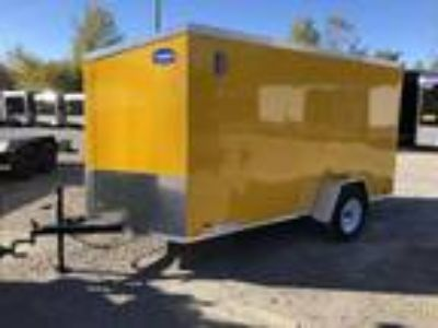 2019 United XLV 6X12 V-Nose Slant Enclosed Cargo Tr....Stock UN-165066