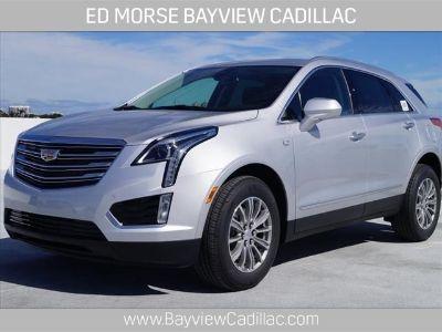 2018 Cadillac XT5 Luxury (Radiant Silver Metallic)