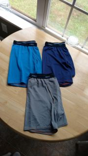 3 pair of men's X-temp boxers size XL - like new condition