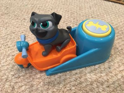 Bingo's Trike Launcher Puppy Dog Pals