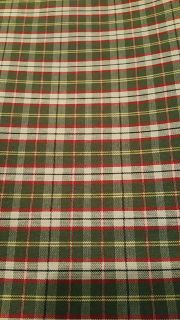 Cotton pant weight fabric