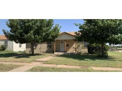 Preforeclosure Property in Big Spring, TX 79720 - W 17th St