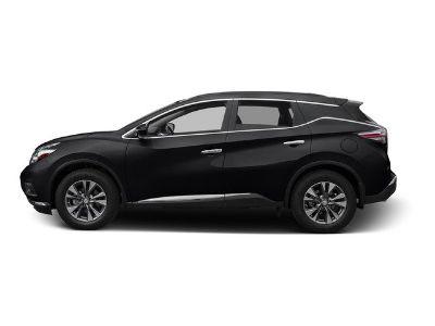 2015 Nissan Murano S (Magnetic Black Metallic)