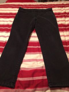 Faded glory size 16 denim jagging's see second picture for pocket details