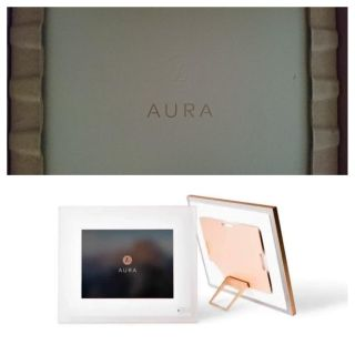 Aura picture frame new