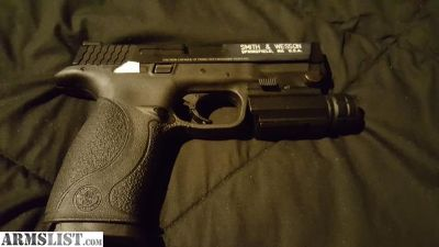 For Trade: M&P 9 full size for single stack 9