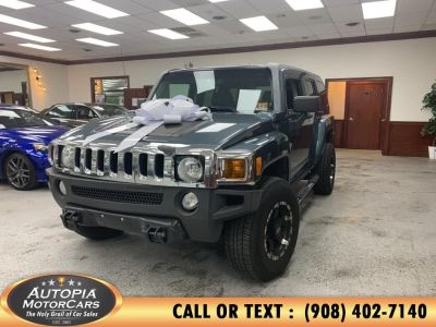 2007 HUMMER H3 Base (Midnight Blue Metallic)