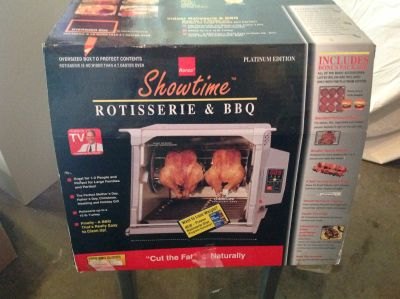 Rotisserie and Barbecue