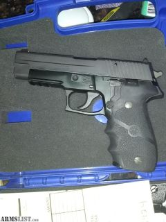 For Sale/Trade: P226 .40 w/rail