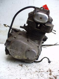Sell HONDA 70 CB 350 CB350 CB350K2 ENGINE MOTOR TRANS 13456 MILES OEM motorcycle in Milwaukee, Wisconsin, United States, for US $222.99