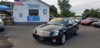 2005 Cadillac CTS Base (Black)
