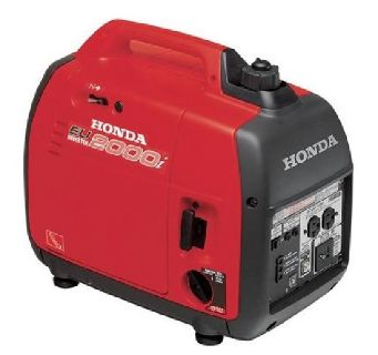 LOST: Red Honda Generator 2000