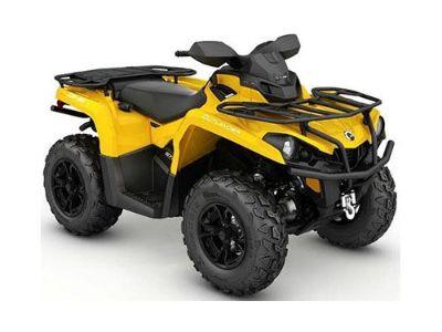 2017 Can-Am Outlander XT 570 Utility ATVs Waterbury, CT