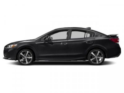 2019 Subaru Impreza Sport (Crystal Black Pearl)