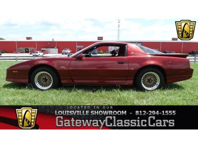 1987 Pontiac Firebird Trans Am