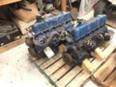 Ford 200 cu. in. Engine and Transmission
