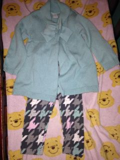 Size 3-6 months outfit