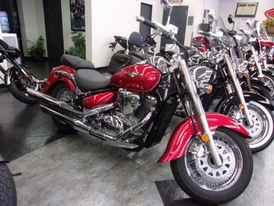 2015 Suzuki Boulevard C50 Cruiser Motorcycles Philadelphia, PA
