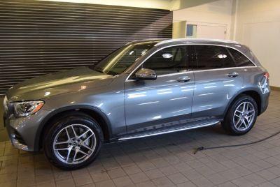 2018 Mercedes-Benz GLC (gray)
