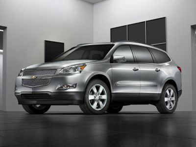 2010 Chevrolet Traverse LS (Silver Ice Metallic)
