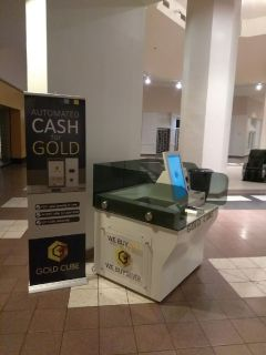About Us | The GoldCube ATM | Indialantic, Florida