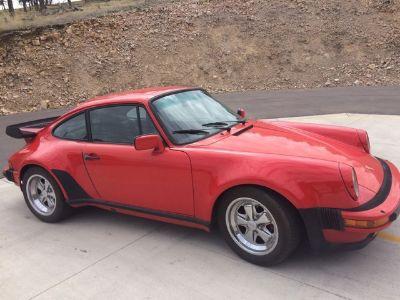 1986 Porsche 911 Turbo 930