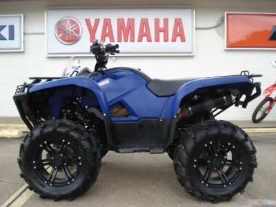 2014 Yamaha Grizzly 550 FI Auto. 4x4 Utility ATVs Waynesburg, PA