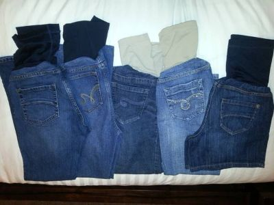 maternity clothes--size small
