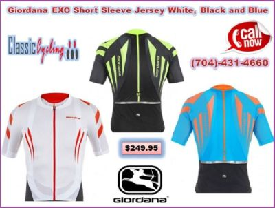 Biggest Discounted Price on Giordana EXO Short Sleeve Jersey